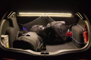 Osvetleni kufru (s led)